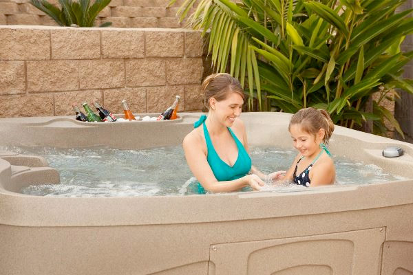 Freeflow Spas Family Image