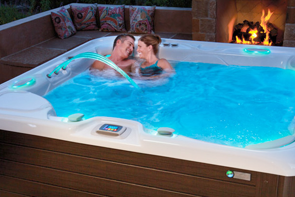 Hot Spring Spas Family Image