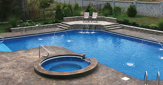Latham Pool Products Love My Spa