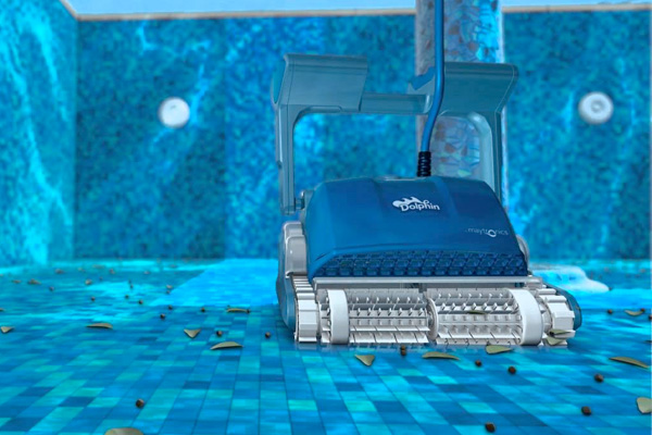 Maytronics Robotic Pool Cleaners Family Image